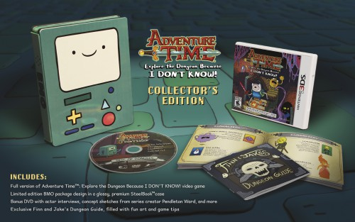 Adventure Time: Explore the Dungeon Collector's Edition