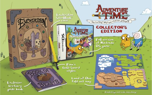 Adventure Time Ice King Collector's Edition
