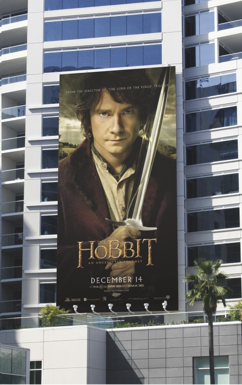 The Hobbit:  Outdoor