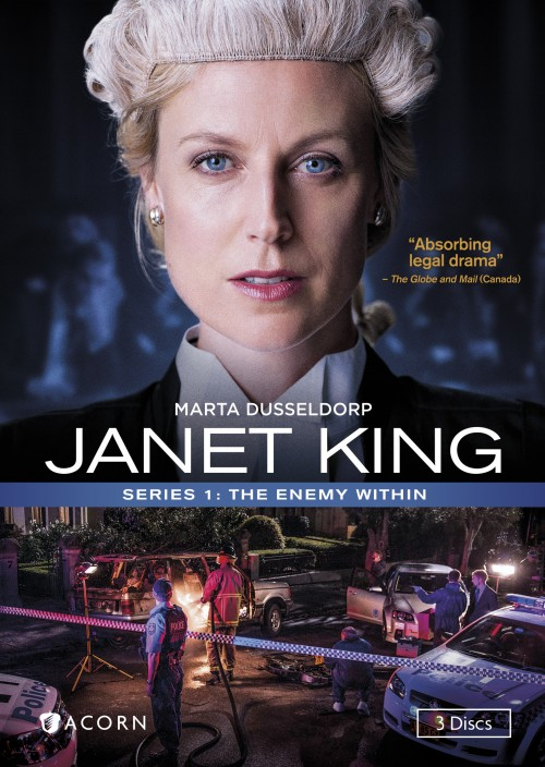 Janet King, Season 1