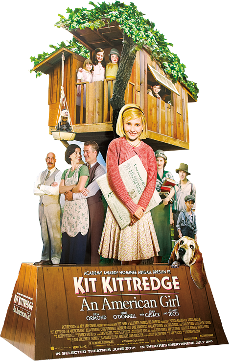 Kit Kittredge, An American Girl