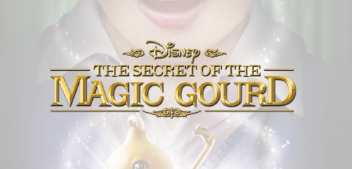 The Secret of the Magic Gourd Title