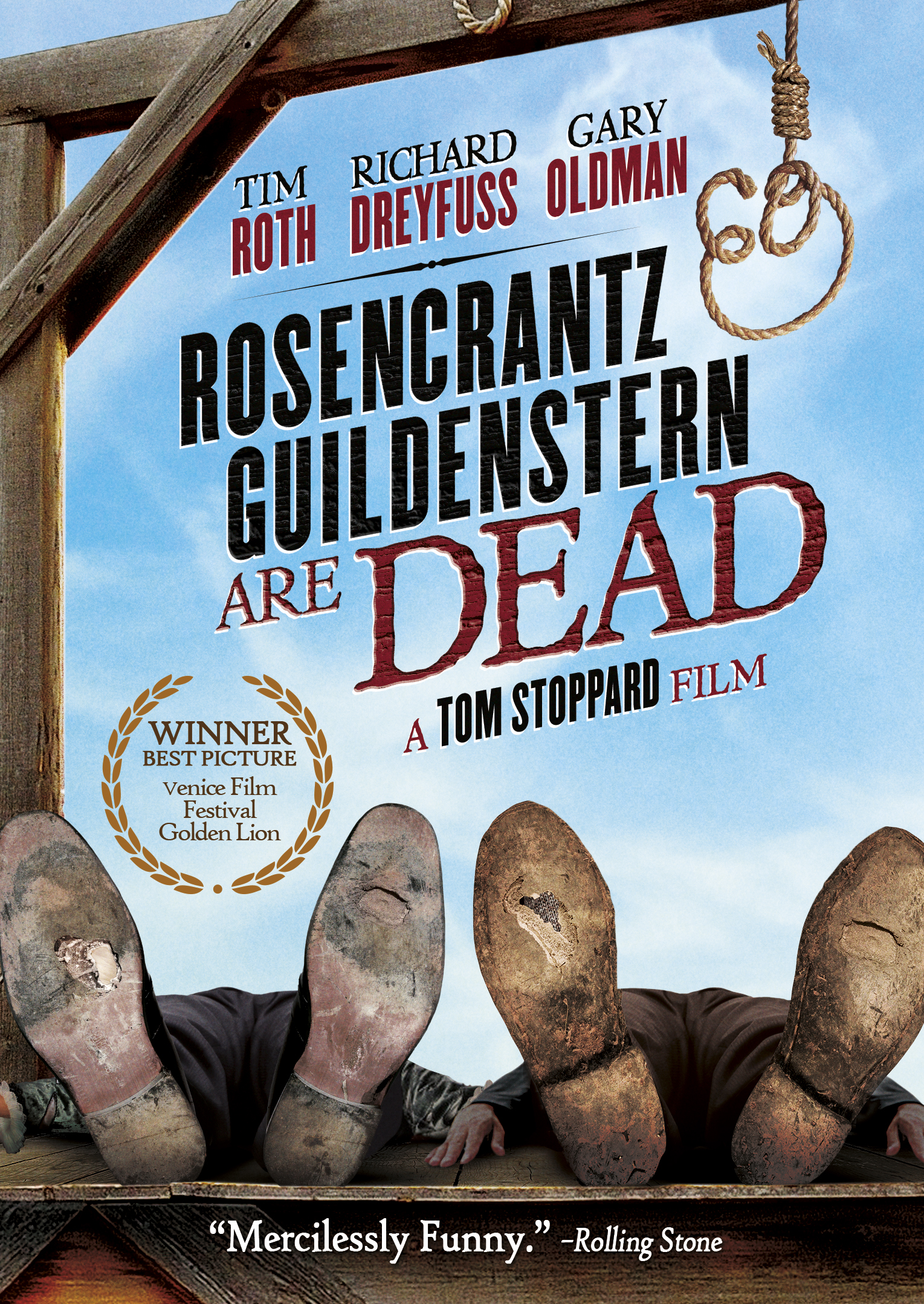 rosencrantz and guildenstern are dead critical essay
