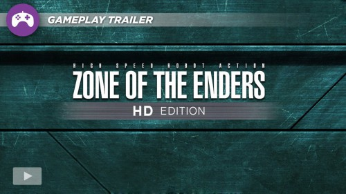 Zone of the Enders AV
